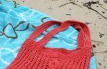 Borse a maglia estive