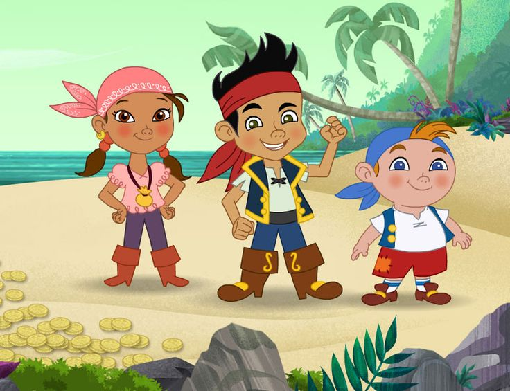 Best 55 Jake and The Neverland Pirates images on Pinterest ...