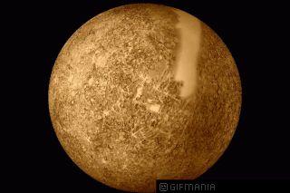 Mercurio planeta