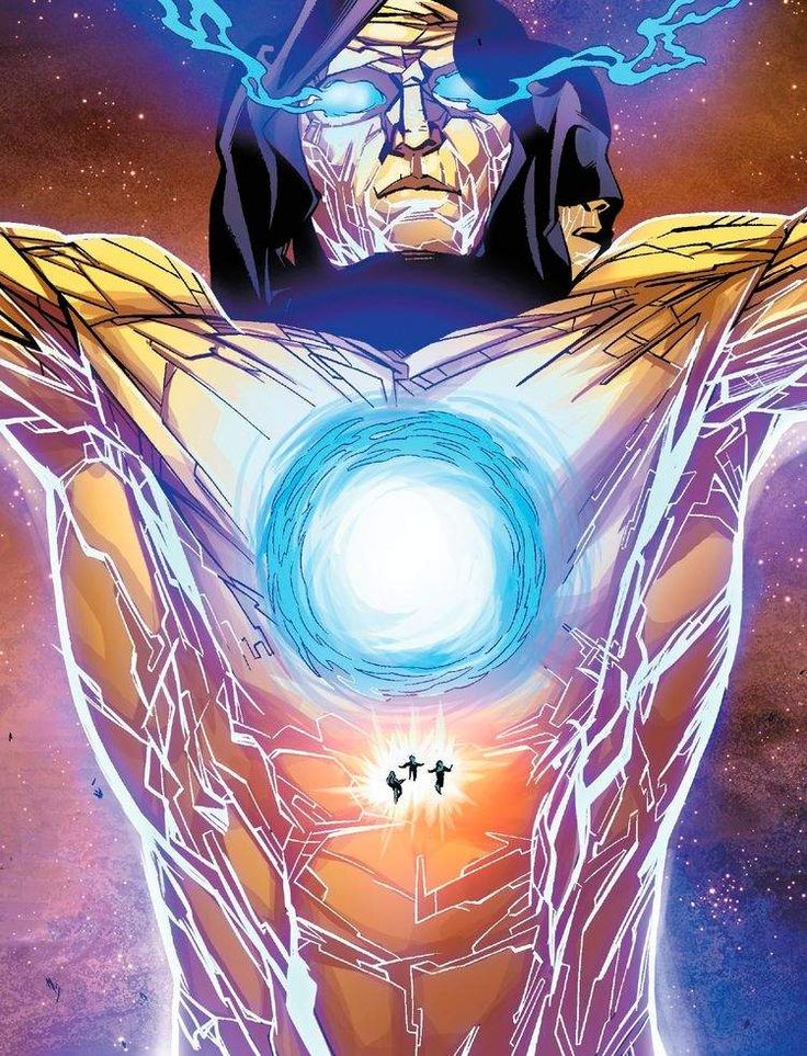 Tribunal Vivo - Entidade Cósmica - Marvel