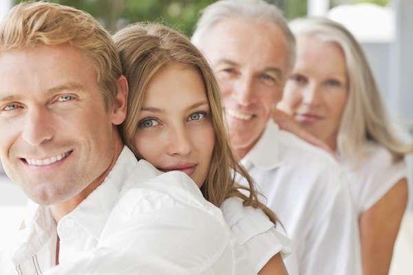 Как строить отношения с родителями парня?