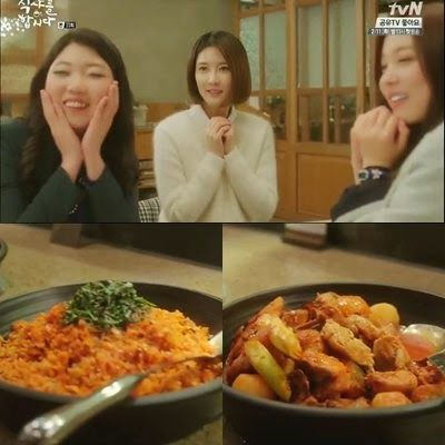 Sinopsis Let's Eat Episode 11 Part 1 ~ Korean Drama Addicted
