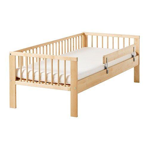 Ikea Hocker Für Schminktisch ~ IKEA  GULLIVER, Juniorbettgestell mit Lattenrost, , Massivholz, ein