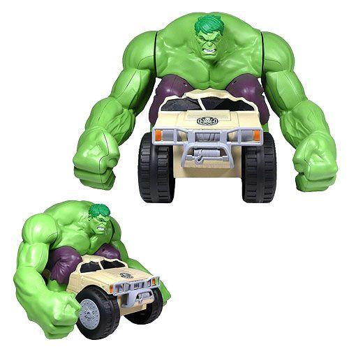 Marvel Hulk Smash RC Remote Control Vehicle