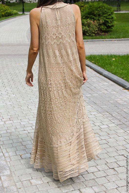 Шетландское вязание платья фото