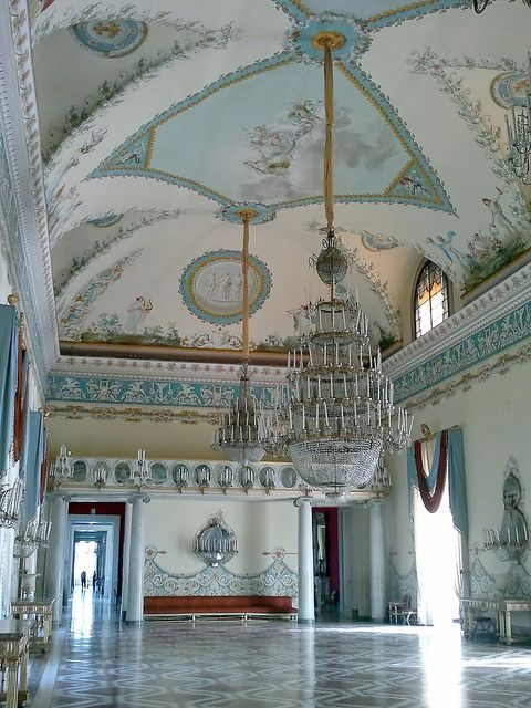 Napoli, Italia: National Museum of Capodimonte| Museo Nazionale di Capodimonte by jrgcastro, via Flickr