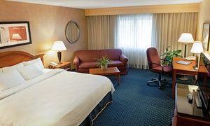 Groupon - Stay at Radisson Hotel Detroit-Farmington Hills in Michigan. Dates into January. in Farmington Hills, MI. Groupon deal price: $76.16