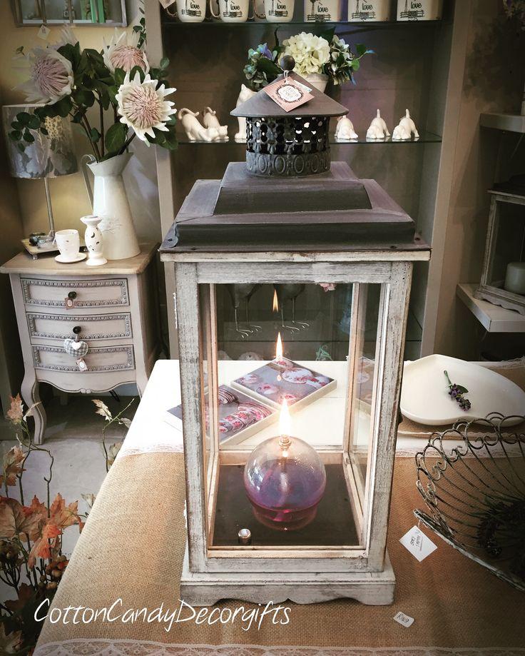 Lantern / oil burners /