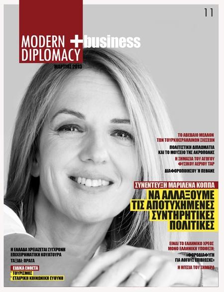 Modern Diplomacy issue 11