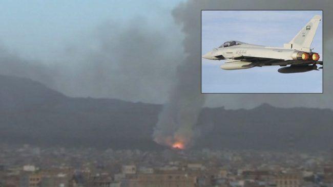 Salah sasaran, Jet Tempur Saudi gempur tentara sendiri