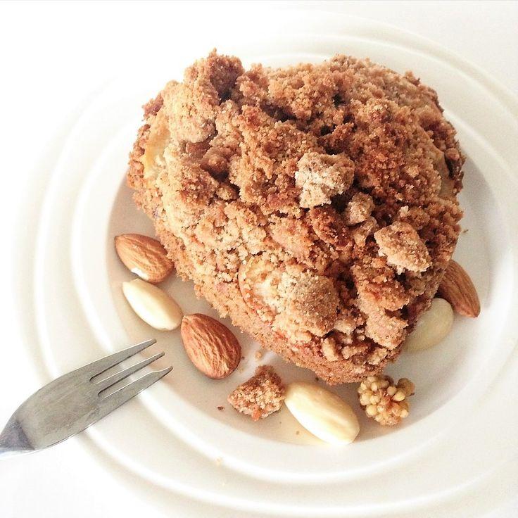 appelkruimeltaartjes, glutenvrij, gezond genieten, oh my pie, lactosevrij, vegan, kidsproef, ontbijttaartje, kruimel, appeltaart, appel, rozijnen,