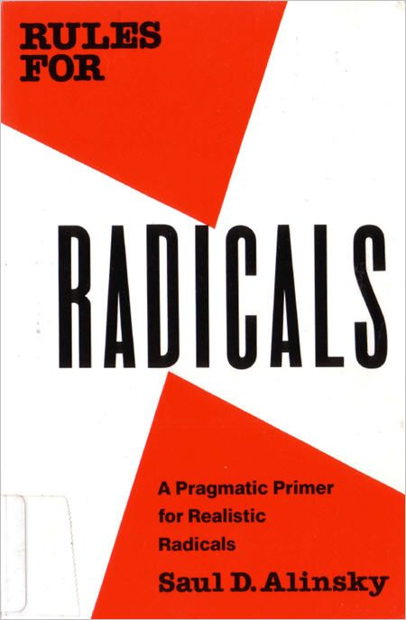 "The Left's Playbook: Satanist Saul Alinsky's 13 Rules For Political Warfare -- Barack Obama began his political career by being a ""community organizer"" in Chicago. After that, his political rise was dizzying — from the Illinois state legislature to the U.S. Senate, and then to the W.H. Saul Alinsky wrote the book on community organizing and, as such, is the guru of all ""community organizers"" — a deceptively innocuous term for what Marxists used to call ""agitprop"" [...] 09/10"