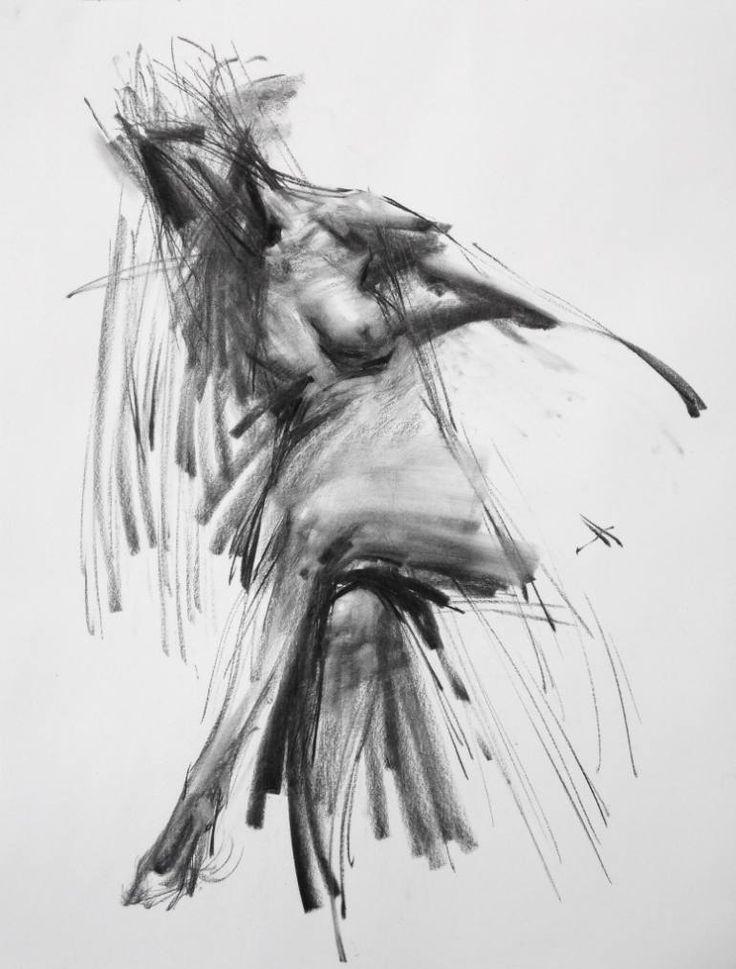 """Saatchi Art Artist Zin Lim; Drawing, """"Allegro NO.13"""" #art"""