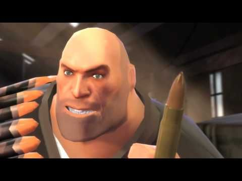 Meet the Heavy — Team Fortress 2