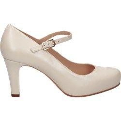 NUNCIO_N scarpe sposa matrimonio beige