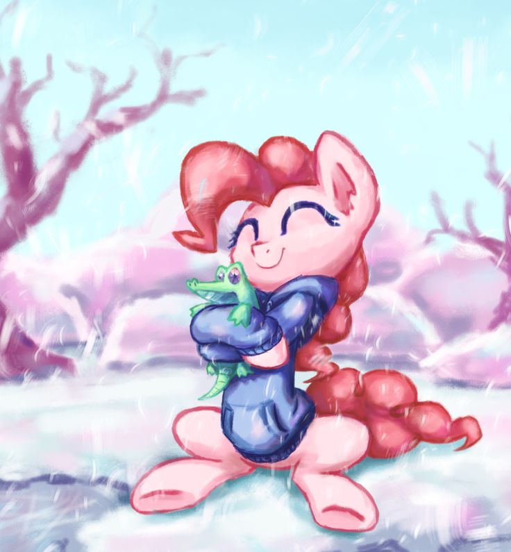 Winter Pie by VodyanoyArt.deviantart.com on @DeviantArt