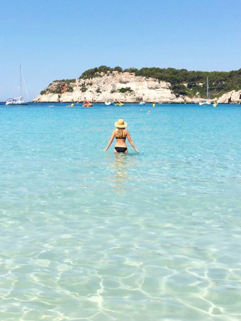 Cala Galdana   Menorca, Spain