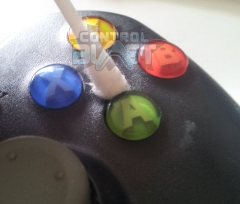Instructions on how to clean your XBox 360 controller without taking it apart which could help you with sticky buttons and thumbsticks.