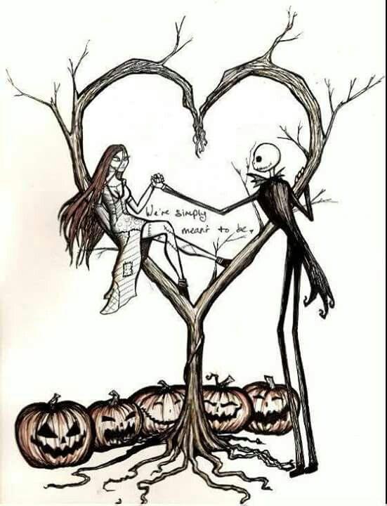 Halloween Wedding Postcard - Double-sided - Digital File OR Printing Package