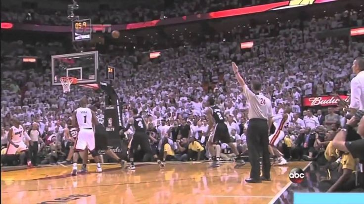 Bad British Commentary of the 2014 NBA Finals Game Between the Miami Heat and the San Antonio Spurs