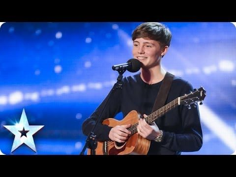 15 year old James Smith sings Nina Simone's Feeling Good | Britain's Got Talent 2014 - YouTube