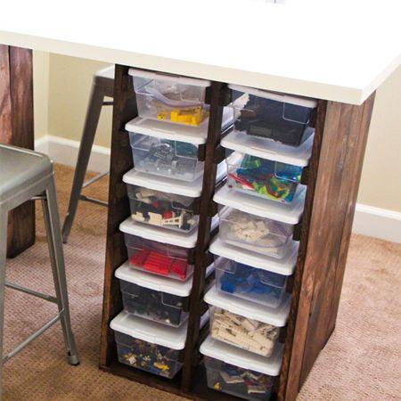 25 best ideas about toy storage units on pinterest. Black Bedroom Furniture Sets. Home Design Ideas