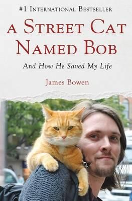 When London street musician James Bowen found an injured cat curled up in the hallway of his apartment building, he had no idea how much his life was about to change.  LOVE THIS BOOK