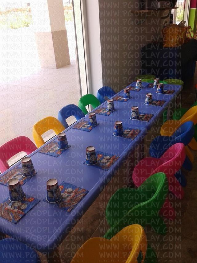Allestimento Piccola e accogliente Sala Feste bari a Bari - AREE GIOCO AL COPERTO