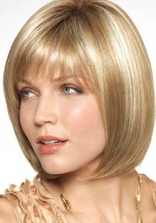 short medium haircuts for fine hair 10 creative hair braid style tutorials womens hairstyles 4228 | 8df7f79aa2ff9a7ff18b5010fac791c2 short bobs with bangs for fine hair stacked bob haircut with bangs