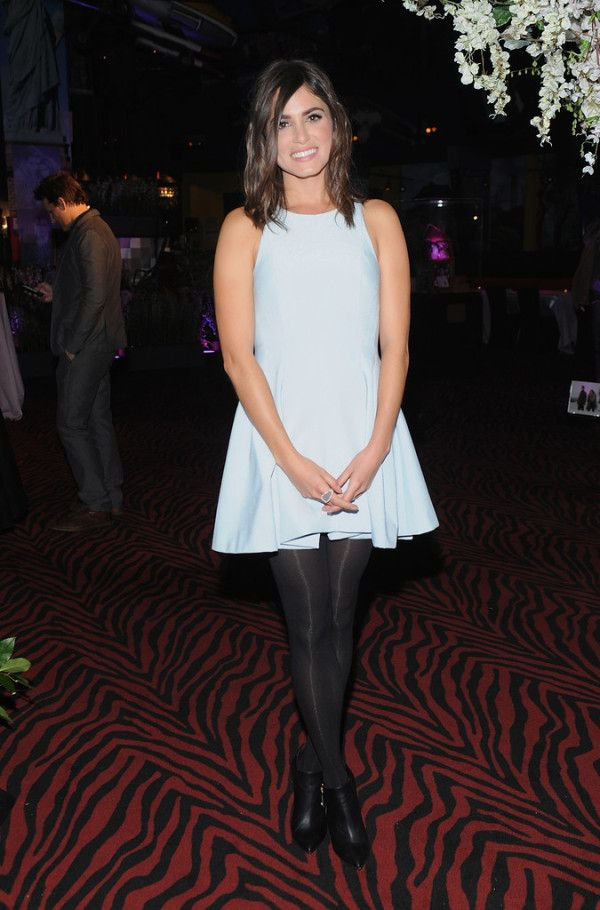 Fabulously Spotted: Nikki Reed Wearing Cameo - Twilight Forever Fan Experience Exhibit launch  - http://www.becauseiamfabulous.com/2013/11/nikki-reed-wearing-cameo-twilight-forever-fan-experience-exhibit-launch/