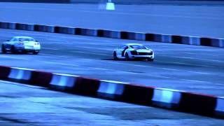 Nissan GT-R VS Audi R8  https://www.youtube.com/watch?v=ugFWW0622Cs