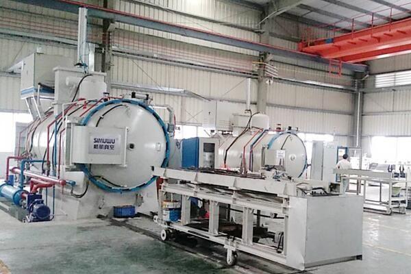 Vacuum Carburizing Furnace Carburizing Technology