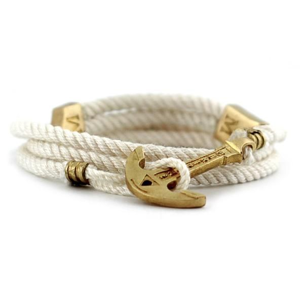 IVORY ROPE Bracelet #bracelet #handcrafted #handmade #style #unique #accessory #fashion #bracelets #jewellery #maritime