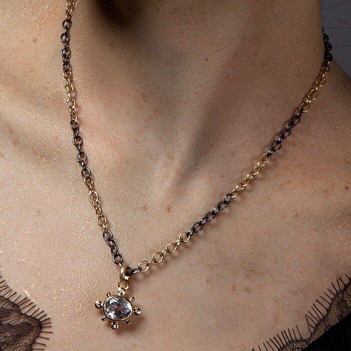 Alanna Pendant 18ct Topaz Diamonds In 2020 Diamond Topaz