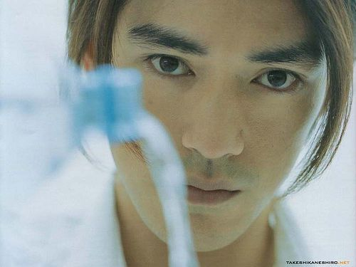 Takeshi Kaneshiro:: love those eye!