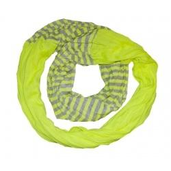 Opvallende leuke neon sjaal <3  www.bobobelle.nl
