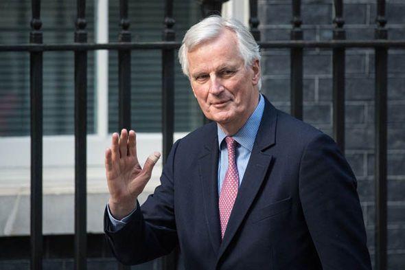 BREXIT SABOTAGE: Michel Barnier 'ready to STALL EU exit talks' - http://buzznews.co.uk/brexit-sabotage-michel-barnier-ready-to-stall-eu-exit-talks -