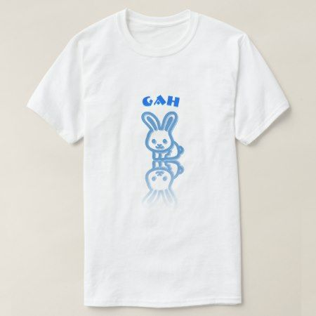 Gah - rabbit in Navajo T-Shirt - click to get yours right now!