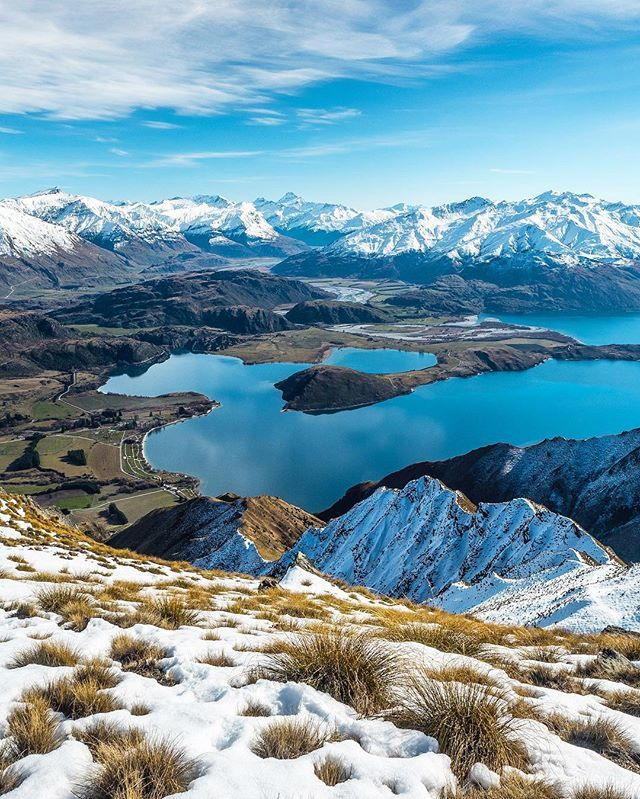 Being up on Roy's Peak for sunrise and enjoying the views over Wanaka was definitely my favourite photography moment in 2016. There's nothing particularly technical about this photo, just a snap taken while admiring my surroundings. Hopefully those of you