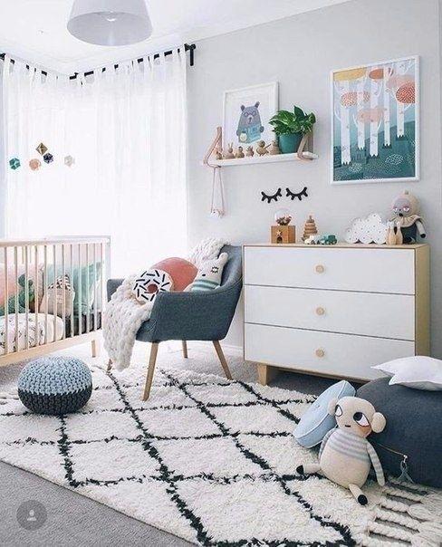Нежные детские комнаты - Дизайн интерьеров   Идеи вашего дома   Lodgers