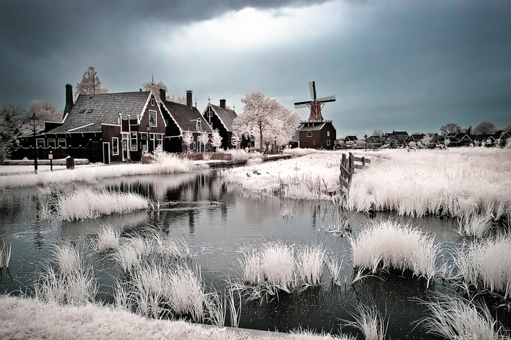 Winter in Holland Picture bij Asi Yacobovitch