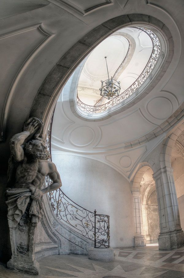 Abandoned Architecture - Architecture Forgotten Worthy of Remembrance
