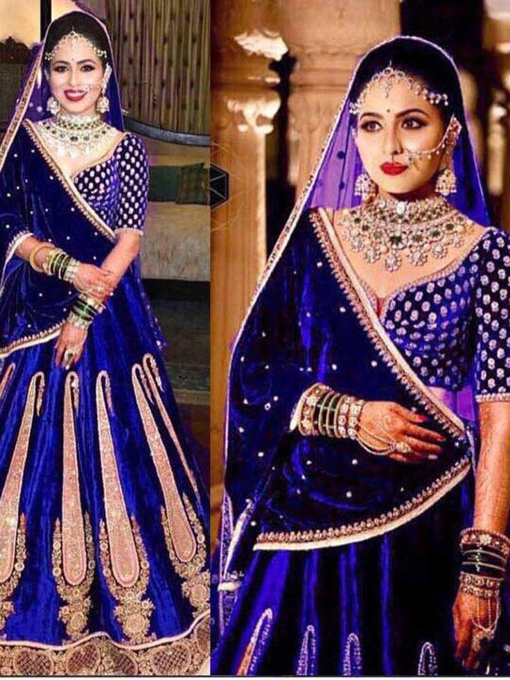 Wedding lehenga designer indian latest velvet lehnga choli embroidered dupatta #Shoppingover #LehengaCholi #WeddingPartywear