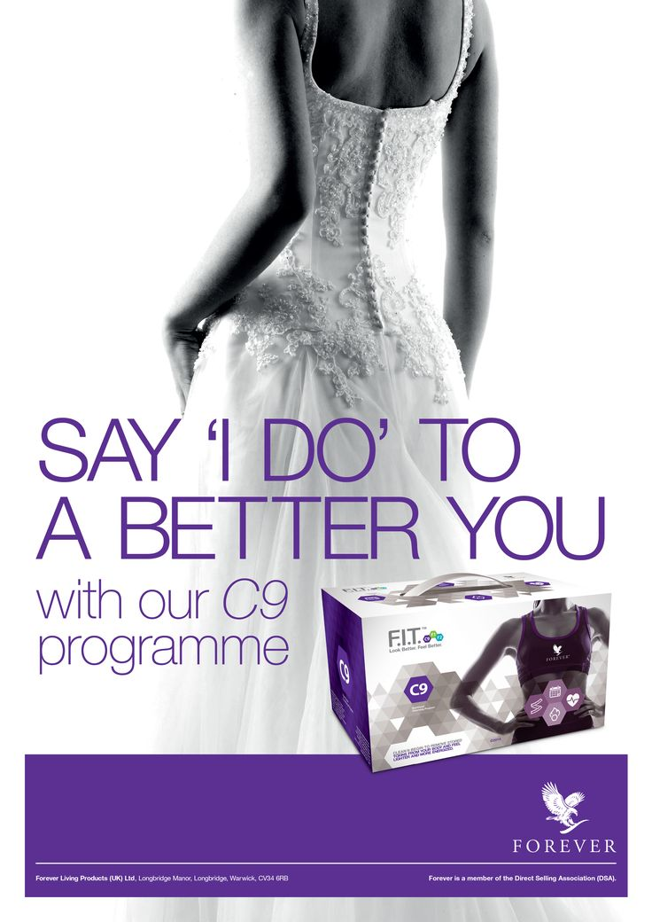 Forget trendy #WeddingDiets. #C9 may help you redefine your way of life - it shouldn't stop at 'I do'! #FIT4Life http://link.flp.social/GvyPoy