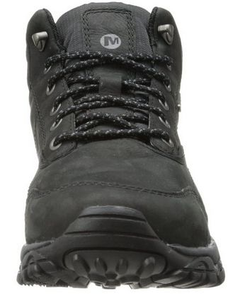 Merrell Moab's High Rise hiking boots for men enveloped with Removable EVA  footbed!