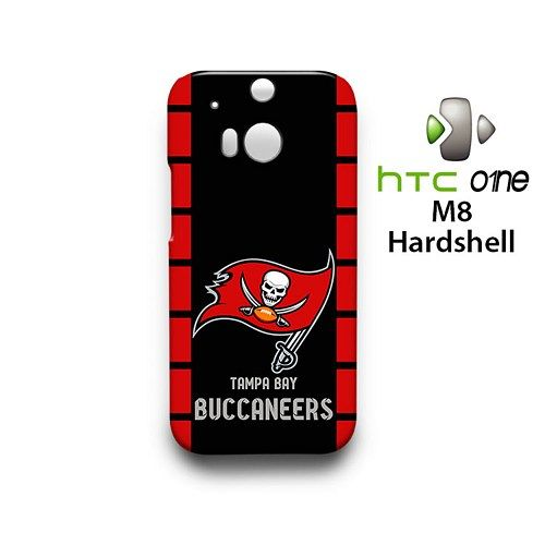 Tampa Bay Buccaneers Case for HTC One M8