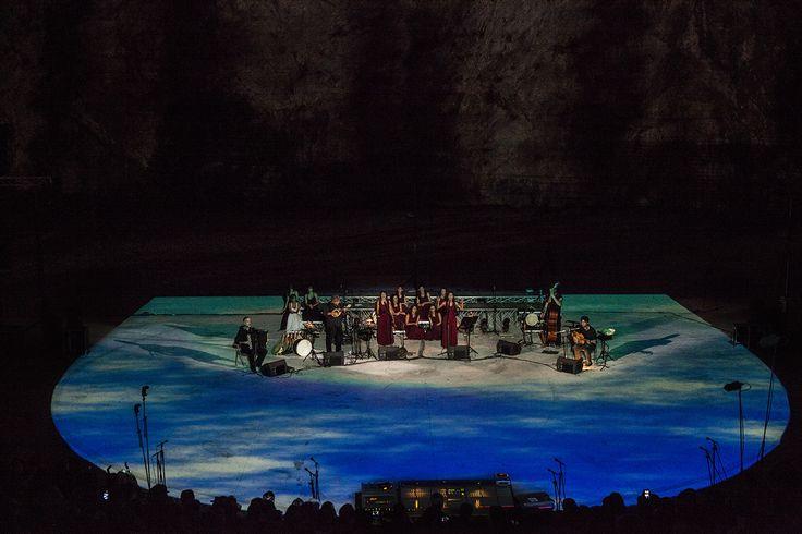 Οι Encardia, οι Πλειάδες & η ομάδα κρουστών του ΚΕΘΕΑ με 'ΦΩΝΕΣ ΣΤΗ ΜΕΣΟΓΕΙΟ' στο Θέατρο Βράχων!