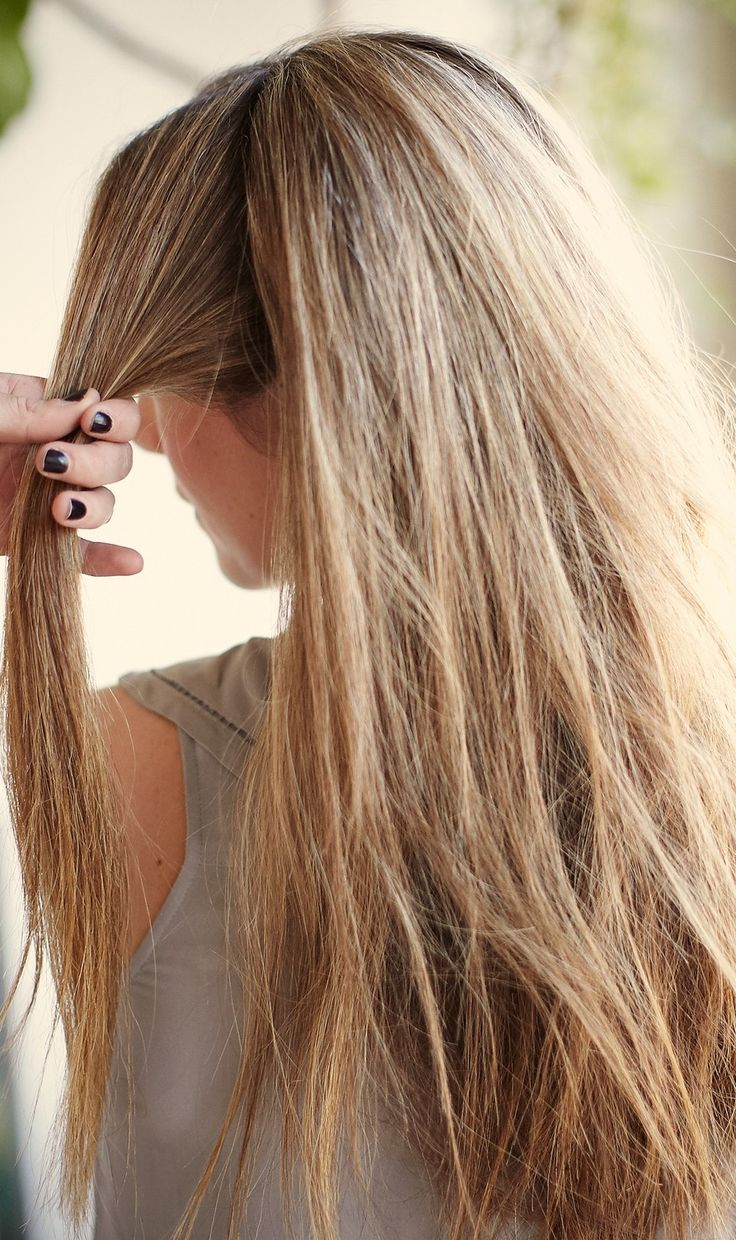 4 dirty hair DIYs that will have you avoiding the shower for days