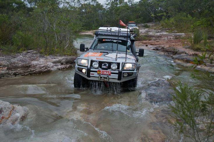 The first thing on your list to prepare your vehicle must be a snorkel, considering Cape York is home to some of the deepest and most treacherous creek crossings in Australia.
