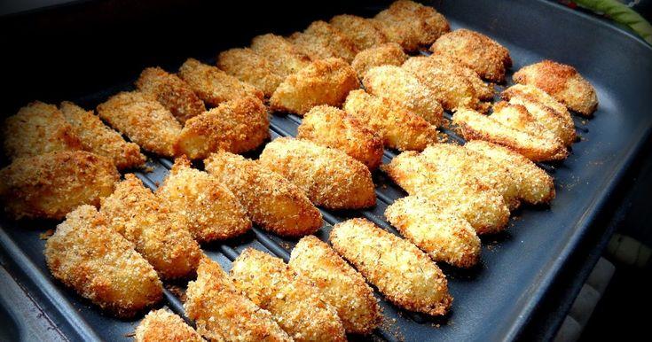 ziemniaki pieczone w panierce, najlepsze ziemniaki pieczone, dodatki do obiadu, dania wegetariańskie, pomysły na wykorzystanie ziemniaków, prymat, przyprawy prymat, potrawy z pieca, jejkuchnia, jej kuchnia, facebook, kwestiasmaku